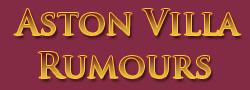 Aston Villa Rumours